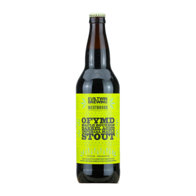 Evil Twin OFYMD BA Imperial Maple Stout