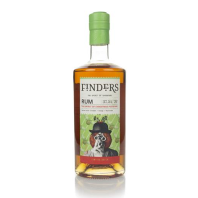 Finders Christmas Pudding Rum