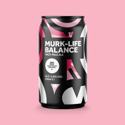 Magic Rock Murk Life Balance Hazy Pale Ale