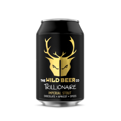 Wild Beer Trillionaire Imperial Stout