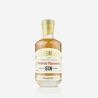Pickering's Gingerbread Gin 200ml