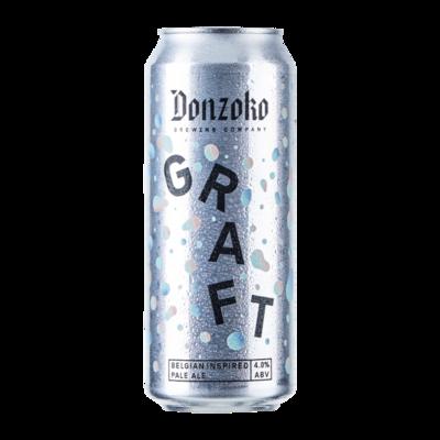 Donzoko Graft Belgian Style Pale Ale