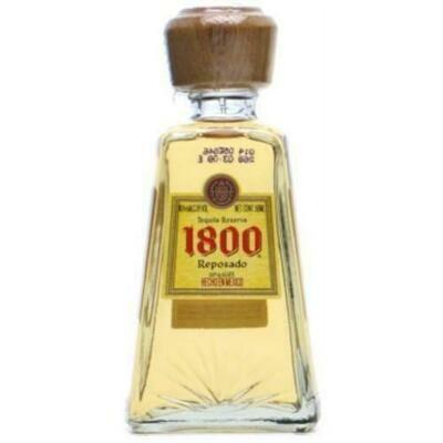 1800 Tequila Reposado Miniature