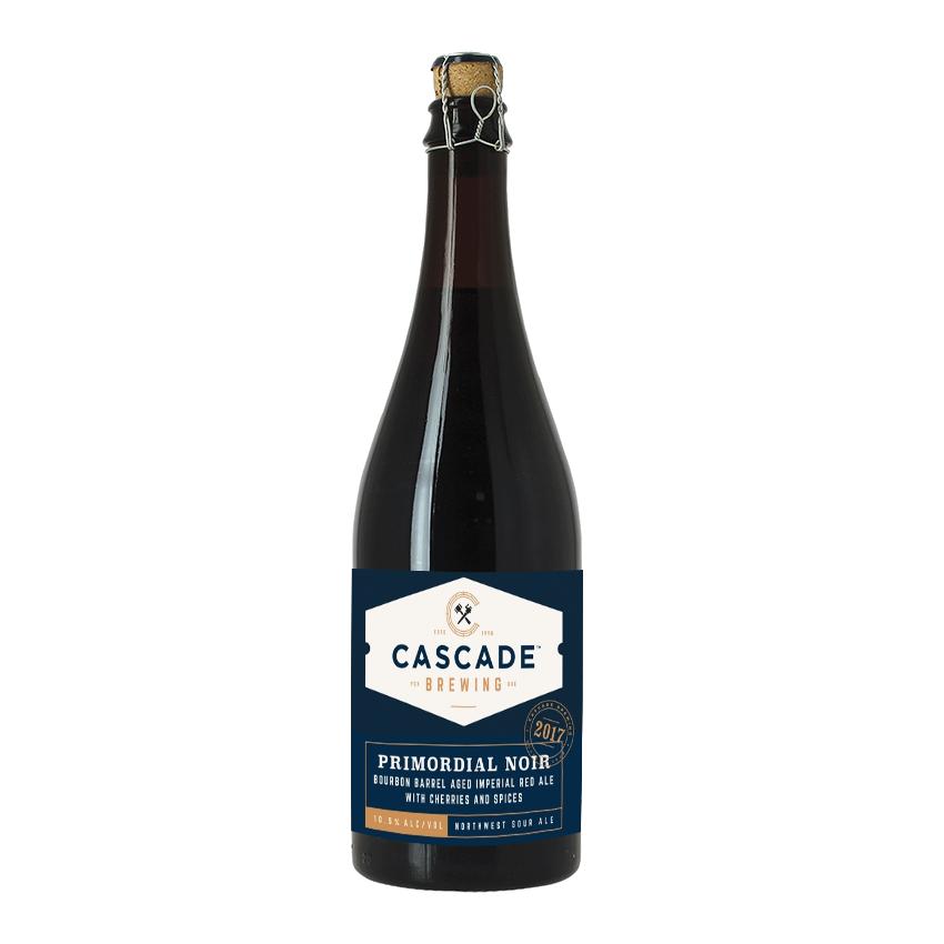 Cascade Primordial Noir 2017 BBA Sour Imperial Red Ale