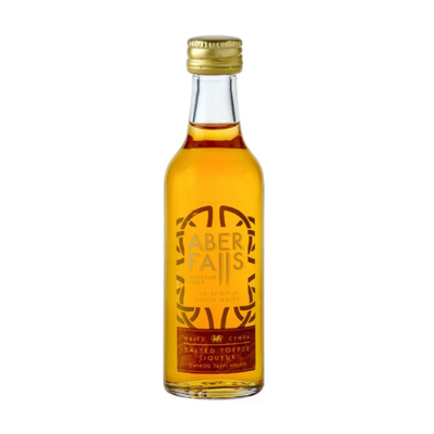Aber Falls Salted Toffee Liqueur Miniature