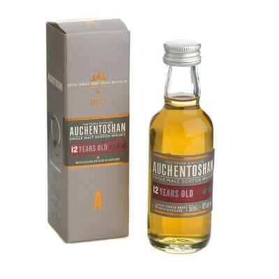 Auchentoshan 12yr Old Whisky Miniature