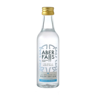 Aber Falls Welsh Dry Gin Miniature