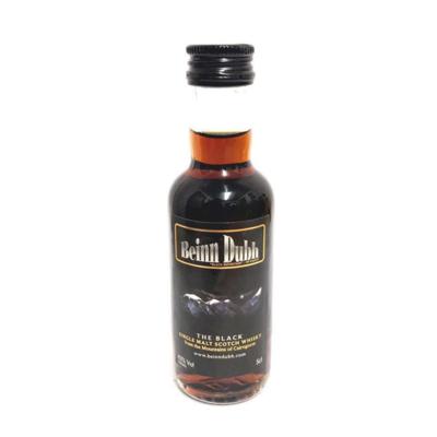 Beinn Dubh The Black Whisky Miniature
