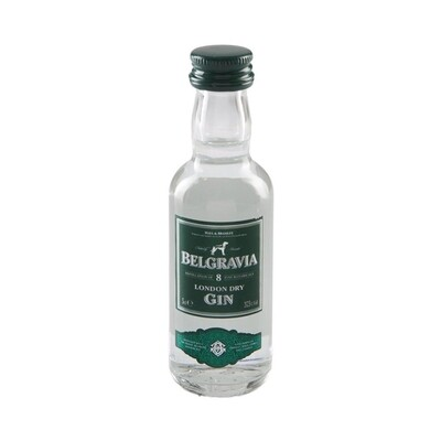 Belgravia Gin Miniature