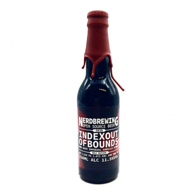 Nerdbrewing Indexoutofbounds Mole Edition Imperial Stout