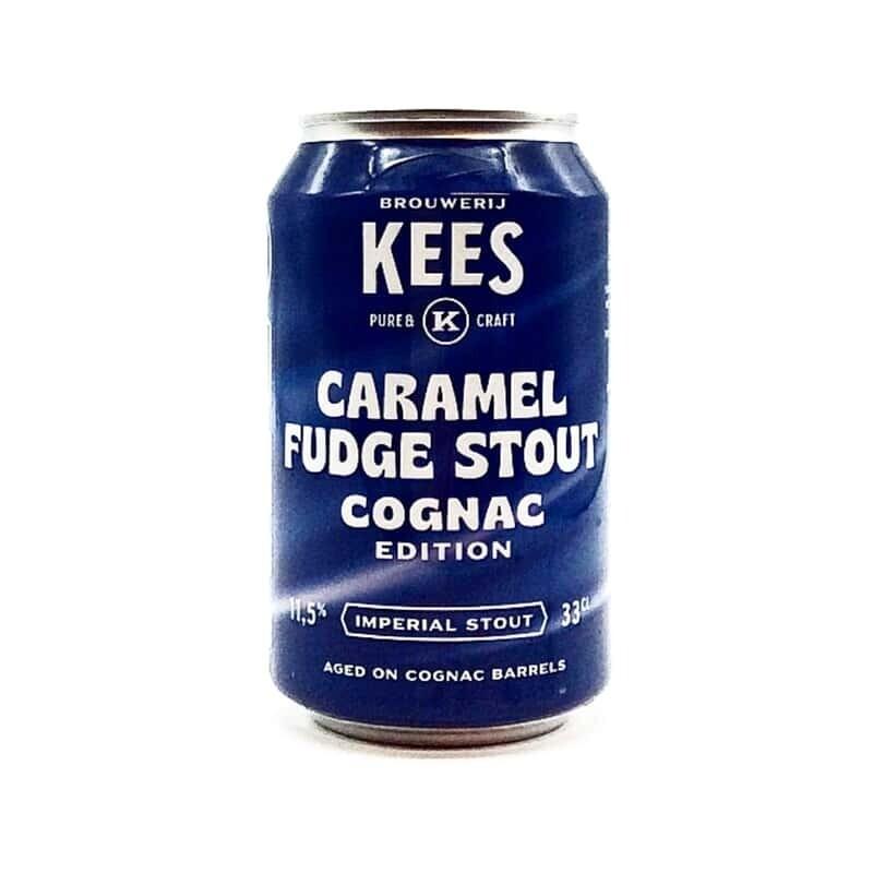 Kees Caramel Fudge Stout Cognac Edition Imperial Stout