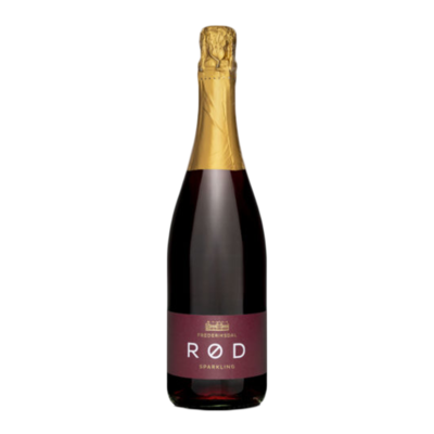 Frederiksdal Rod Sparkling Cherry Wine