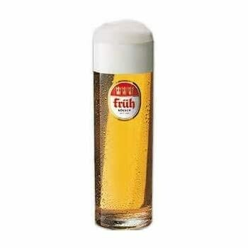 Fruh Kolsch Half Pint Glass