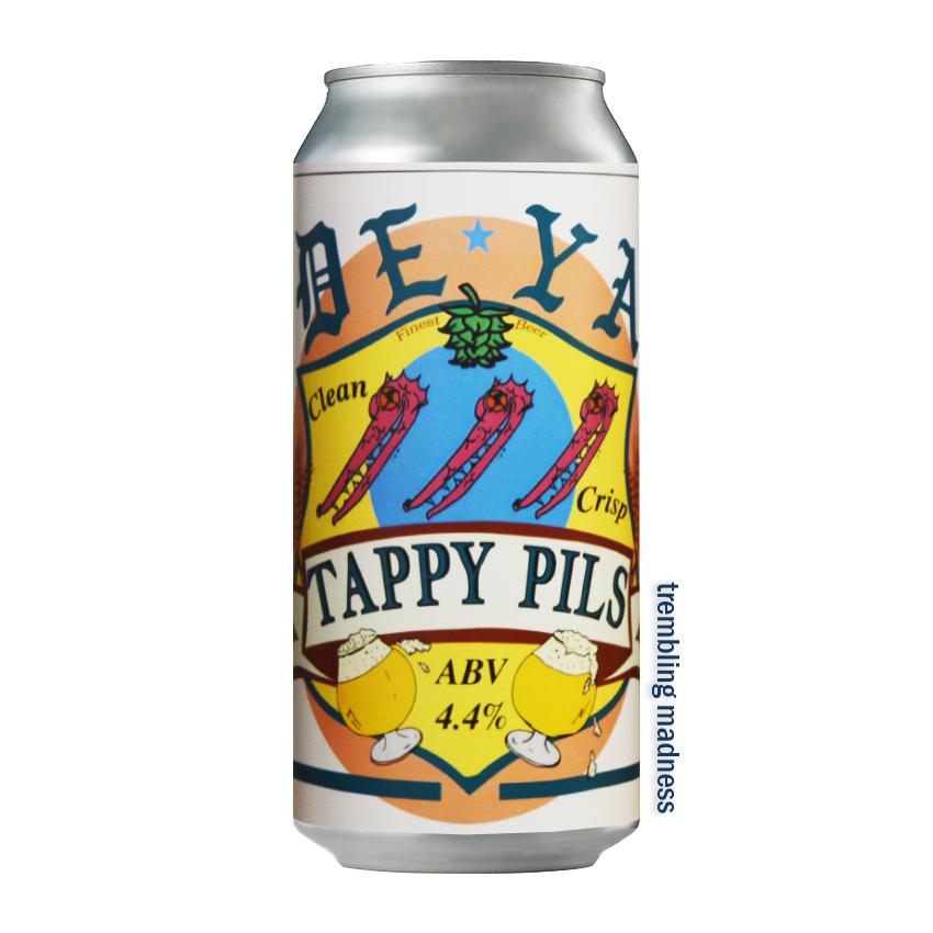 Deya Tappy Pils Lager