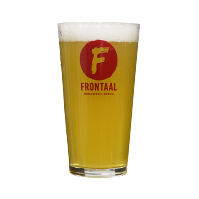 Frontaal Beer For Thought Glass