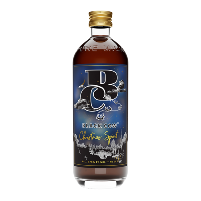 Black Cow Christmas Spirit Vodka