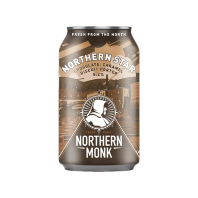 Northern Monk Northern Star Porter