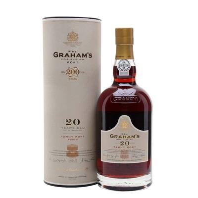 Grahams 20yr Old Tawny Port