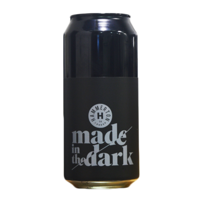 Hammerton Made in the Dark BBA Imperial Stout