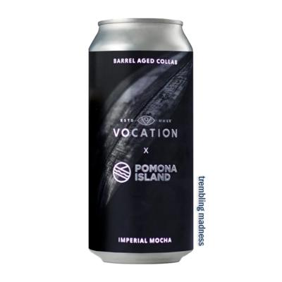 Vocation x Pomona Island BA Imperial Mocha Stout