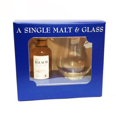A Single Malt & Glass Miniature Pack