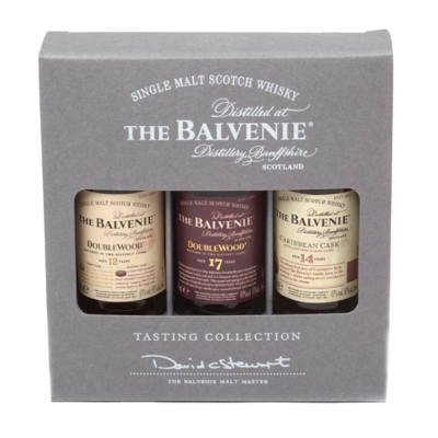 Balvenie Miniature Triple Pack