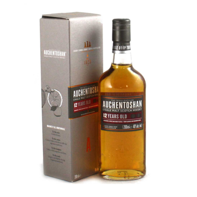 Auchentoshan 12yr Old Whisky 200ml