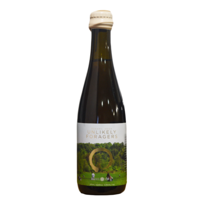 Equilibrium Unlikely Foragers Pinot Gris BA Saison