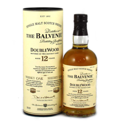 Balvenie Doublewood 12yr Old Whisky 200ml