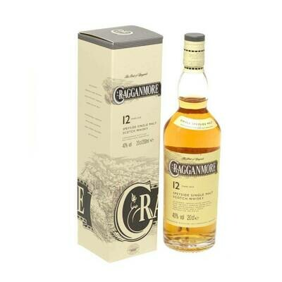 Cragganmore 12yr Old Whisky 200ml
