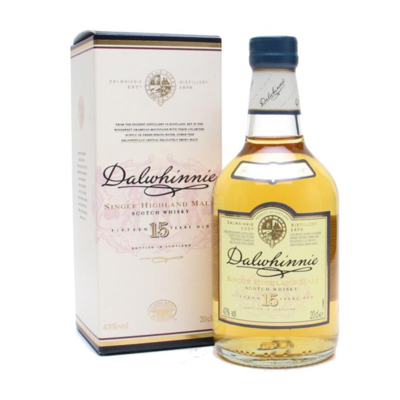Dalwhinnie 15yr Old Whisky 200ml