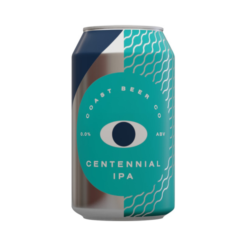 Coast Centennial Non Alcoholic IPA