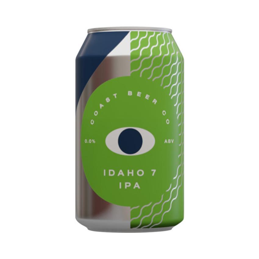 Coast Non Alcoholic Idaho 7 IPA