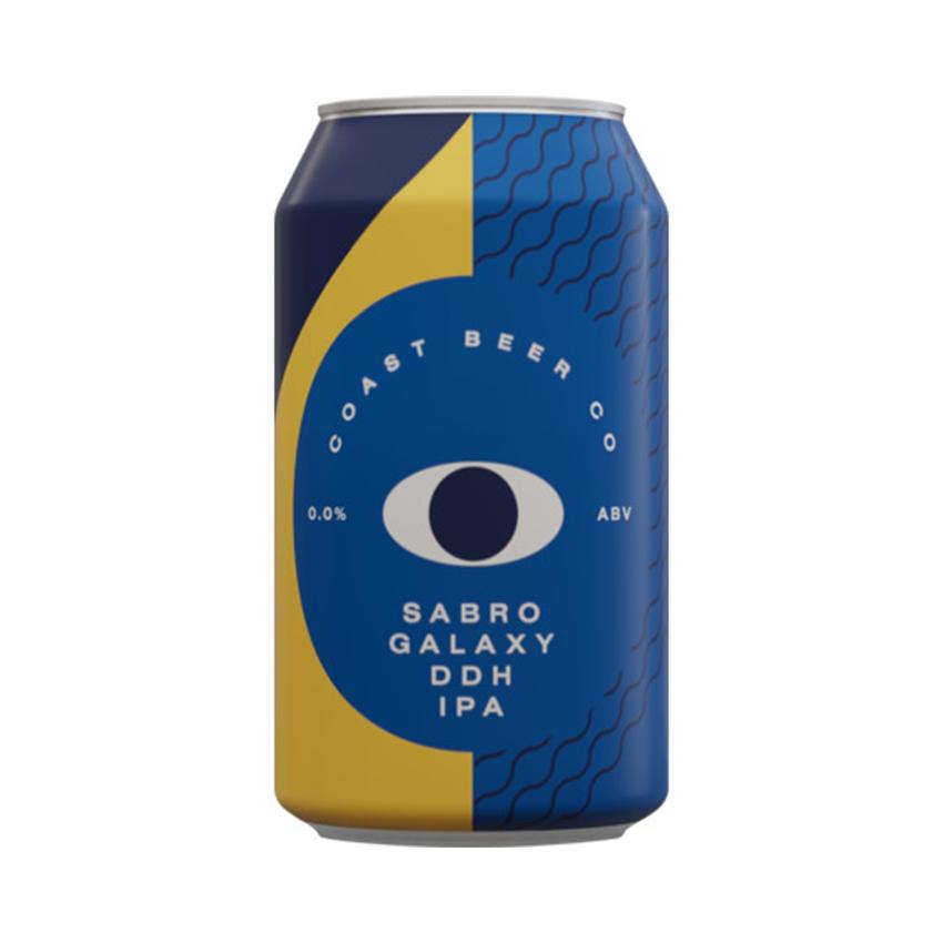 Coast Non Alcoholic Sabro Galaxy DDH IPA