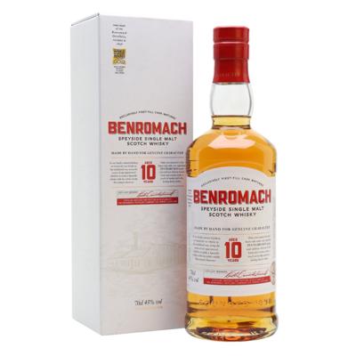 Benromach 10yr Old Whisky