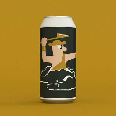 North Brew X Mikkeller Imperial Stout