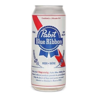 Pabst Blue Ribbon USA Trash Lager