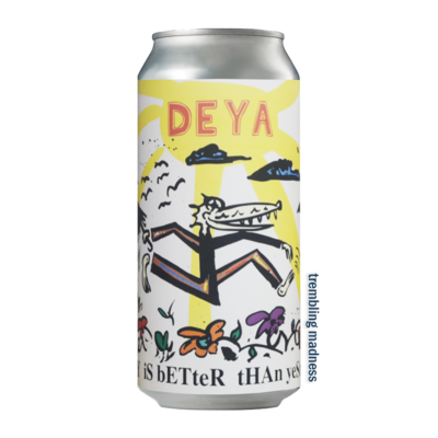 Deya Today Is Better Than Yesterday Pale Ale
