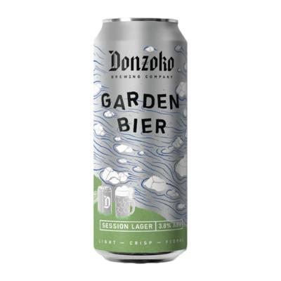 Donzoko Garden Bier Session Lager