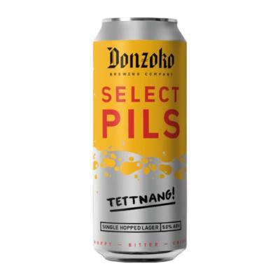 Donzoko Select Pils Petit Blanc! Lager