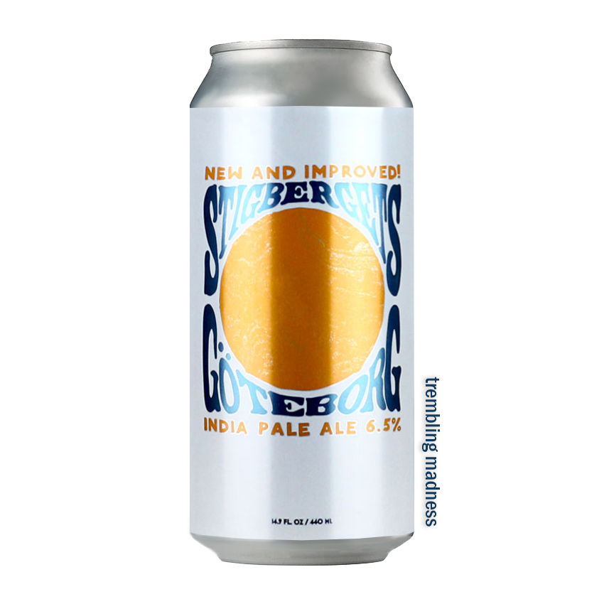 Stigbergets New and Improved IPA