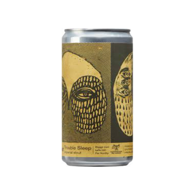 Stigbergets Trouble Sleep Imperial Stout