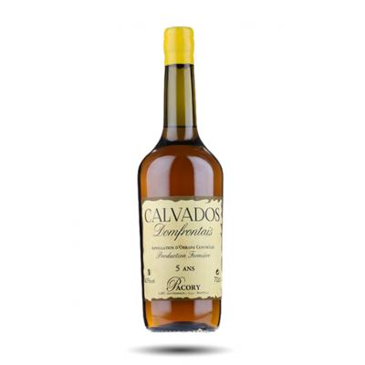 Pacory Domfrontais 5yr Old VSOP Calvados