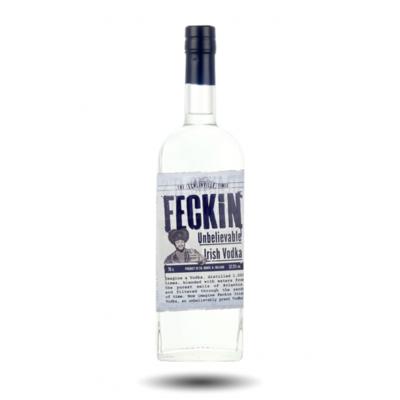 Fecking Irish Vodka