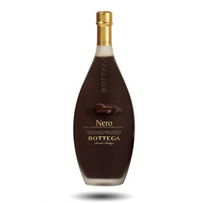 Bottega Cioccolato Nero Liqueur 500ml