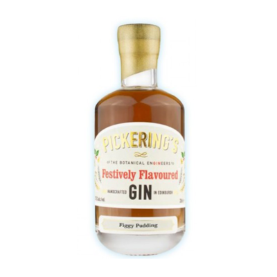 Pickering's Festively Flavoured Figgy Pudding Gin
