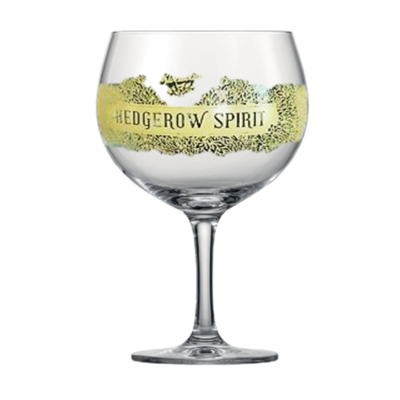 Hedgerow Spirit Gin Glass