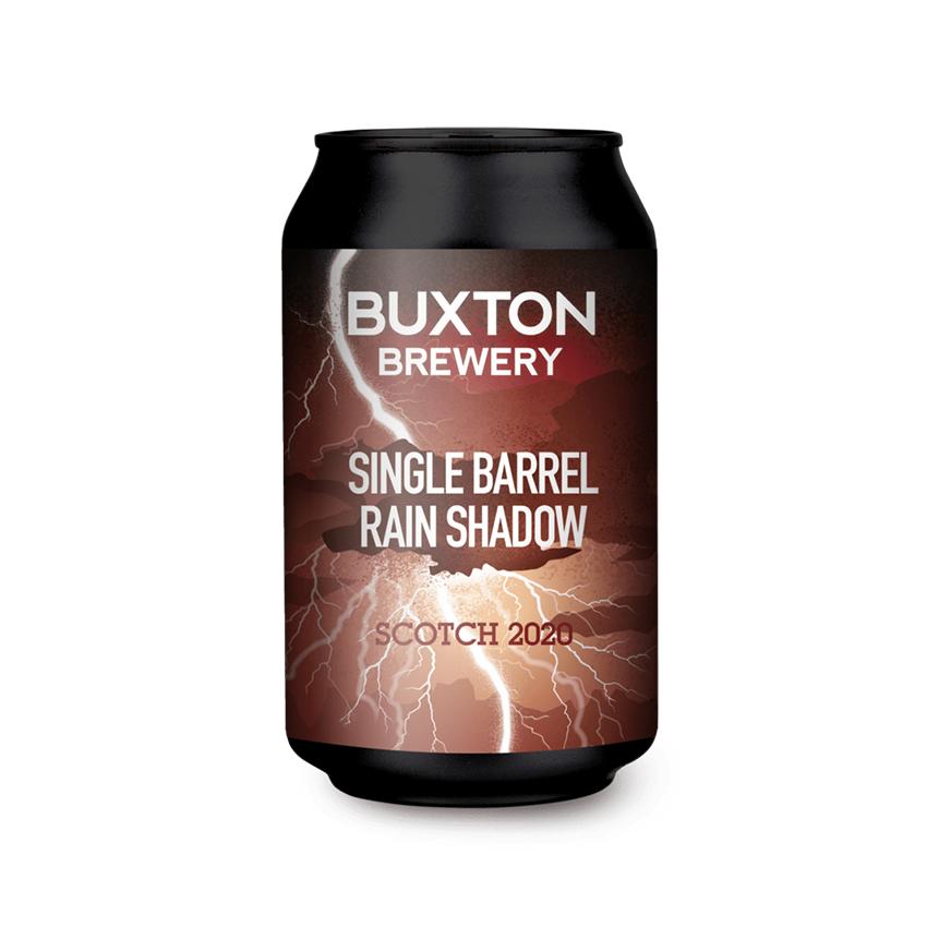 Buxton Single Barrel Rain Shadow Scotch 2020 BA Imperial Stout