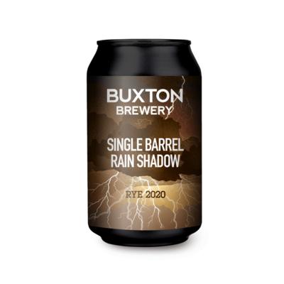 Buxton Single Barrel Rain Shadow Rye 2020 BA Imperial Stout