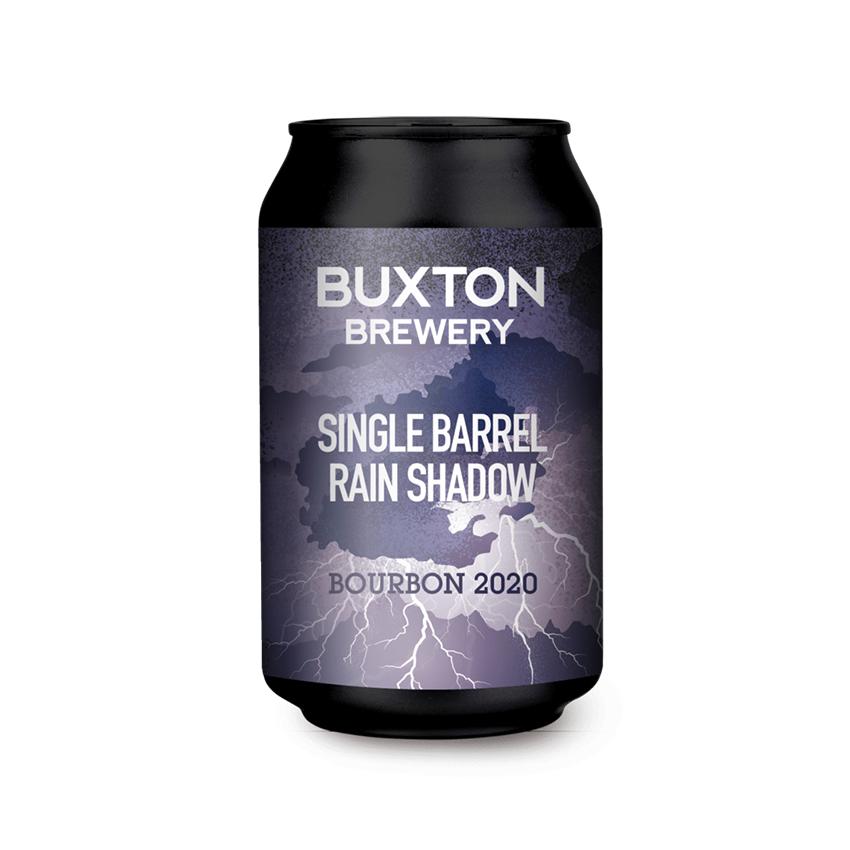 Buxton Single Barrel Rain Shadow Bourbon 2020 BA Imperial Stout